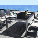 Wicker Dining Patio Furniture - Stylish Modern Outdoor