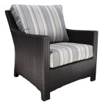 Outdoor Resin Wicker Patio Furniture - Flight Lounge Chair in Toronto