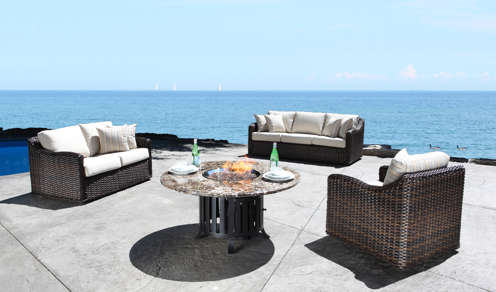 Nevada Outdoor Wicker Patio Furniture