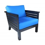 Modern Designer Cast Aluminum Patio Furniture - Apex Seating