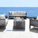 Toronto High End Luxury Cast Aluminum Patio Furniture