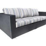 Chorus Sofa - Luxurious Outdoor Wicker Garden Furniture
