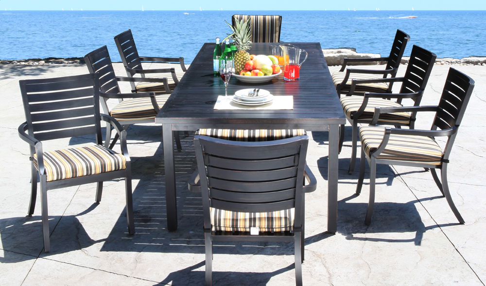 Cabana coast patio furniture at sun country