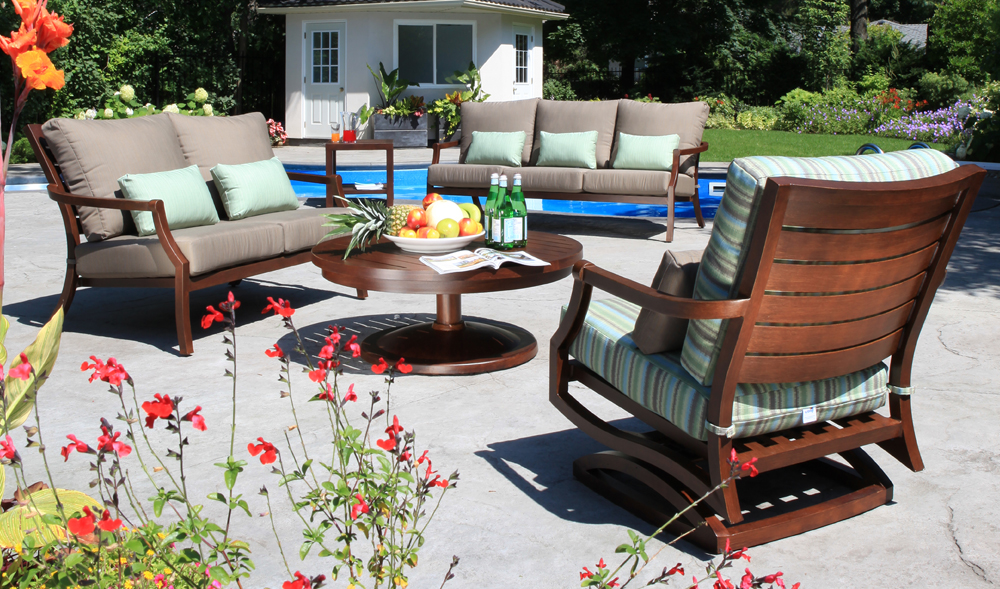 Mission Patio Furniture Toronto