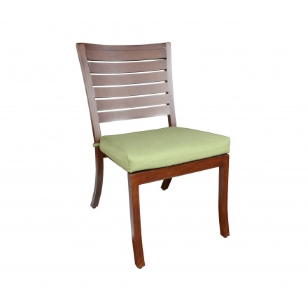 Mission Cast Aluminum Dining Side Chair Patio At Sun Country