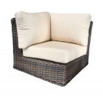 Nevada Sectional - Outdoor Resin Wicker Patio Furniture