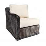 Nevada Sectional - Stylish Modern Outdoor Wicker Patio Furniture in Toronto