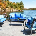 Rosedale - Modern Outdoor Designer Cast Aluminum Patio Furniture