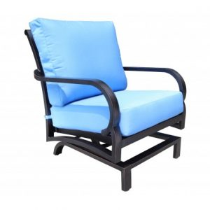 Aluminum Outdoor Furniture - Rosedale Spring Chair