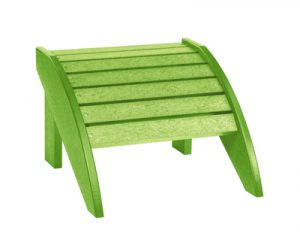 Recycled Plastic Outdoor Footstool