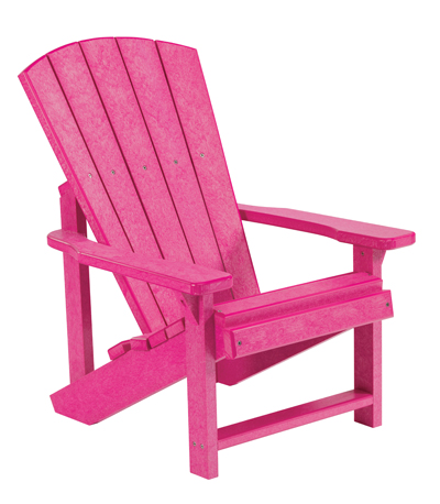 Recycled Plastic Adirondack Kids Chair Patio At Sun Country