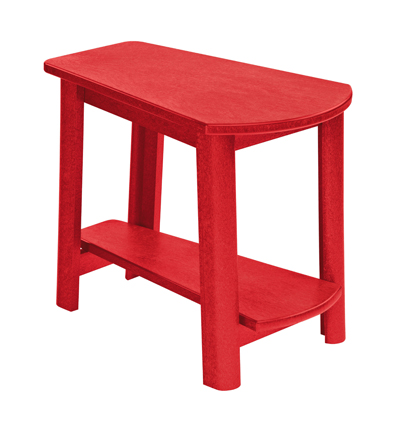 Recycled Plastic Outdoor End Table Patio Furniture At