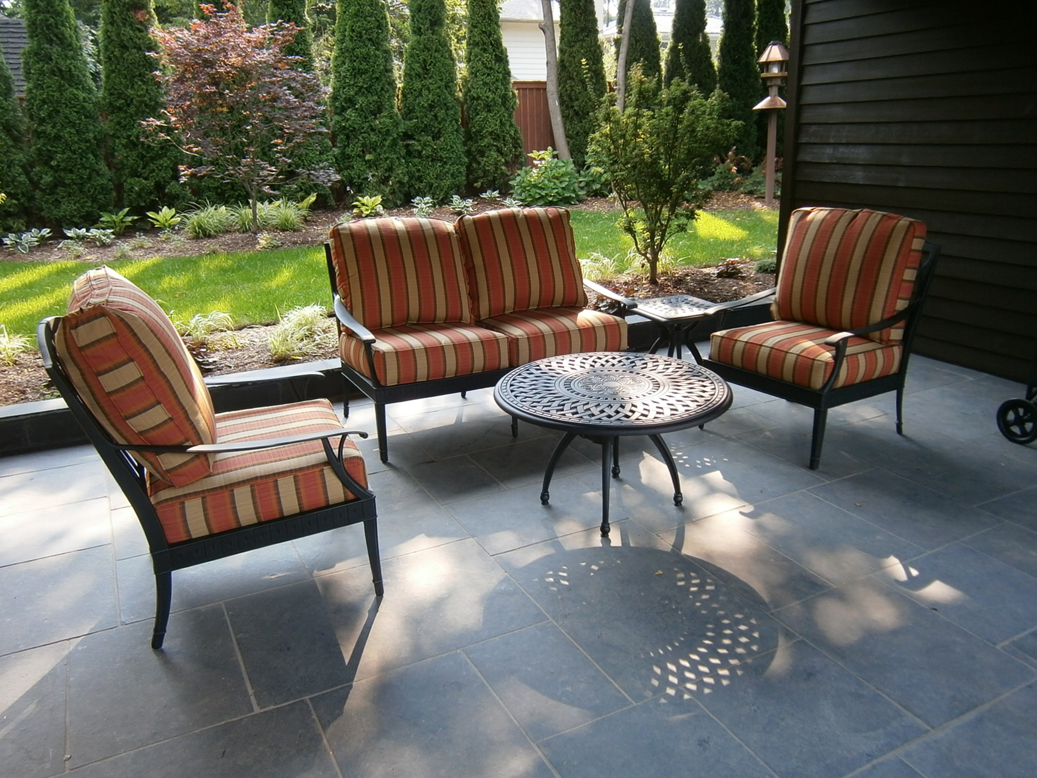 Aluminum Deep Seating Outdoor Patio Furniture