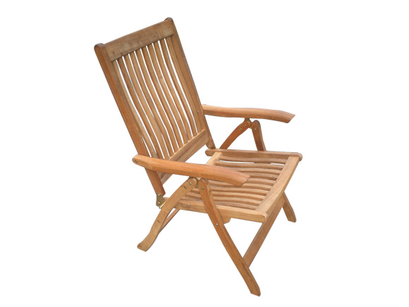 Estate Teak Dining Chair Patio Furniture At Sun Country