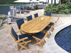 Teak Furniture Maintenance