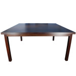 Monaco Cast Aluminum Square Dining Table