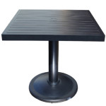 Monaco Square Pedestal Coffee Table