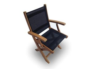 Teak Outdoor Furniture - Sailmate Folding Dining Chair