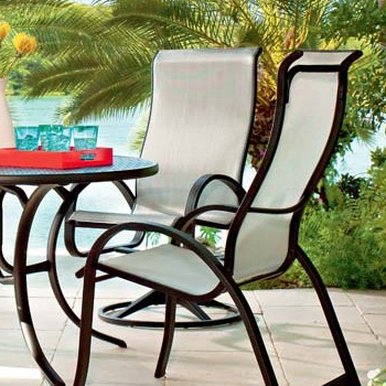 Sling Patio Furniture