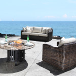 Outdoor Wicker Patio Furniture - Nevada Collection by Cabana Coast