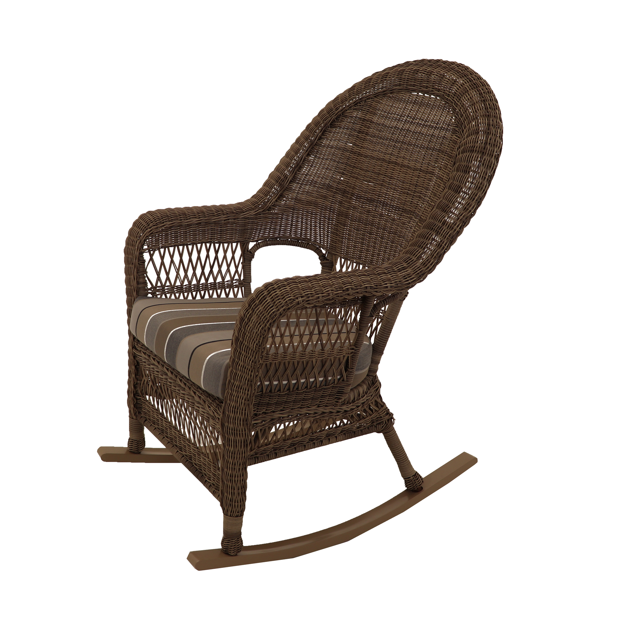 Picture of: Freeport Wicker Rocking Chair Patio Furniture At Sun Country
