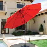 patio umbrella - 636 9' Manual Tilt