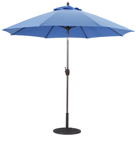 patio umbrella - 9' non fading