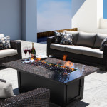 Columbia Outdoor Wicker Seating