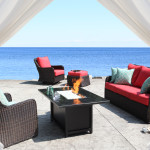 Dune Outdoor Wicker Seating Collection