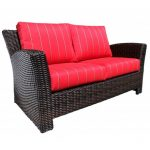 Westport Outdoor Wicker Loveseat - Patio Furniture
