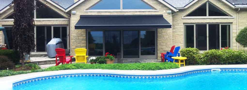 Awnings - Customized to Your Liking
