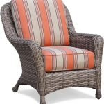 Captiva Wicker Club Chair
