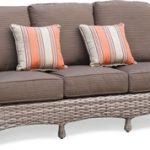 Captiva Wicker Sofa