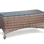 Captiva Wicker Coffee Table