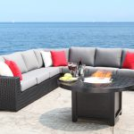 Brighton Wicker Sectional