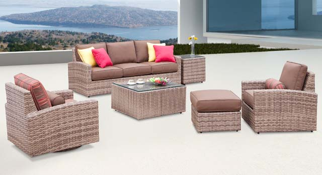 Patio Furniture - Outdoor Wicker