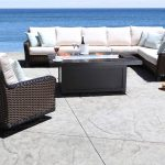 Elora Wicker Sectional