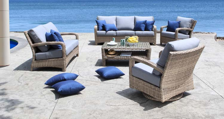 Wicker Patio Furniture - Riviera