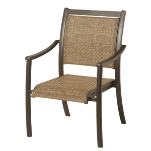 Sherwood Sling Dining Chair Patio Furniture At Sun Country