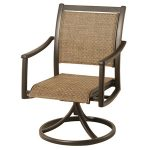 Sherwood Sling Dining Swivel Chair