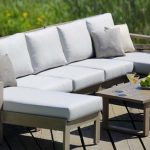 Park Lane Aluminum Sectional