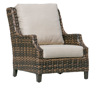 Whidbey Island Deep Seating Club Chair Patio Furniture