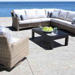 Riverside Wicker Sectional
