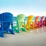 Recycled Plastic Adirondack Chair Collection