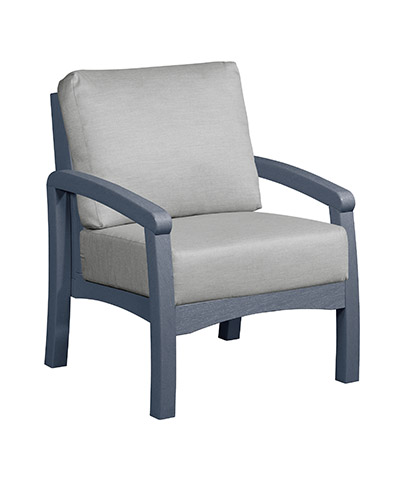 Bay Breeze Club Chair Patio Furniture At Sun Country