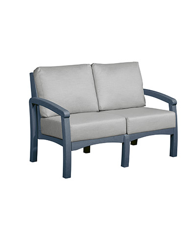 Bay Breeze Loveseat Patio Furniture At Sun Country