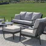 Bolano Aluminum Sectional