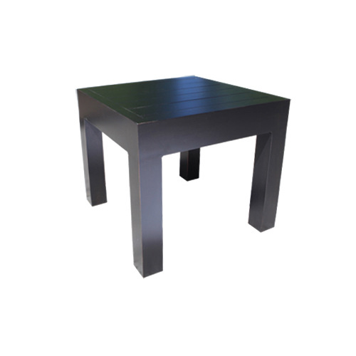 Delano Aluminum End Table Patio Furniture At Sun Country