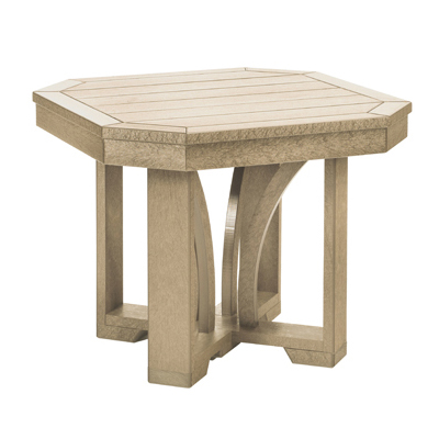 St Tropez End Table Patio Furniture At Sun Country