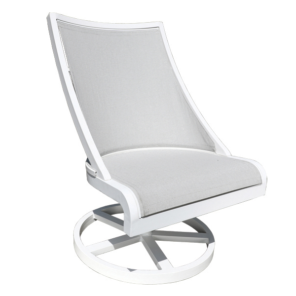 Swing Sling Swivel Wing Chair Patio Furniture At Sun Country